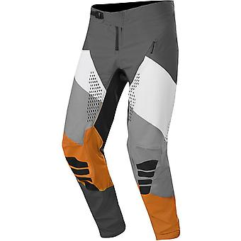 Alpinestars Anthrazit grau hell Orange 2019 Techstar MTB Hose