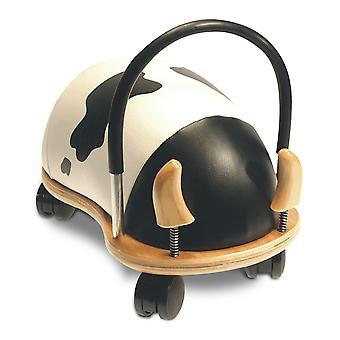 Wheelybug ritje op koe