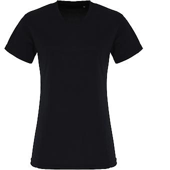 Outdoor Look Womens Embossed Lightweight Wicking T Shirt