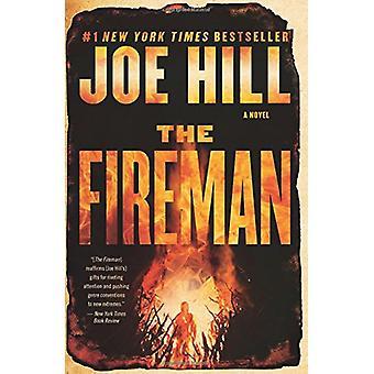 The Fireman by Joe Hill - 9780062200648 Book