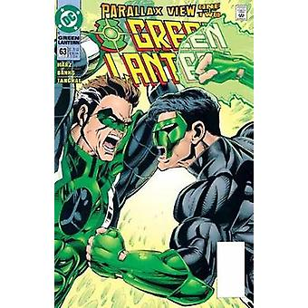 Green Lantern Kyle Rayner Vol. 2 by Ron Marz - 9781401278502 Book
