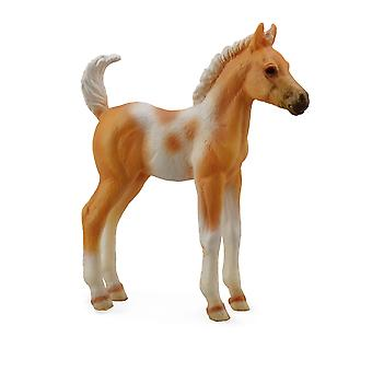 CollectA Pinto Foal Standing -Palomino