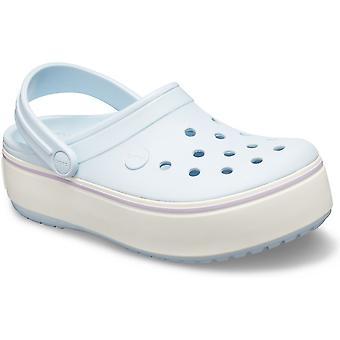 Crocs Girls Crocband lätt plattform sommar träskor