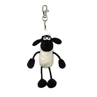 Shaun the Sheep Plush Keyring
