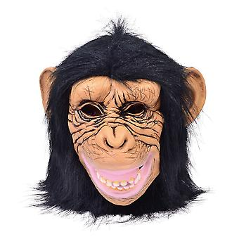 Bristol Novelty Adults Unisex Chimp Mask