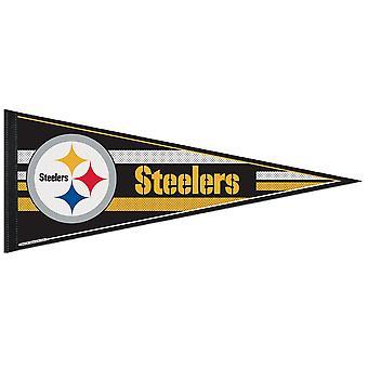 Wincraft NFL Felt Pennant 75x30cm - Steelers de Pittsburgh