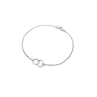 Elli Bracelet with Silver Woman Charm - 0208910411_19
