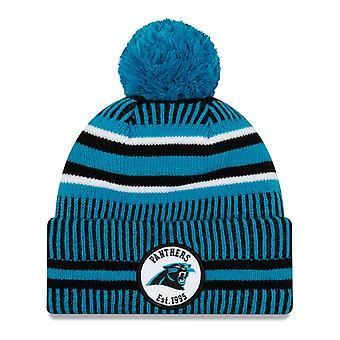 New Era Sideline Bommel Kinder Youth Mütze Carolina Panthers
