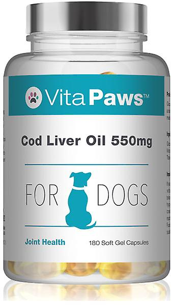 Vitapaws/dog-supplements/cod-liver-oil-dogs-550mg