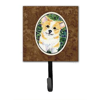 Corgi Leash Holder or Key Hook