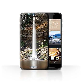 STUFF4 Case/Cover for HTC Desire 830/Tall/Rocks/Waterfalls