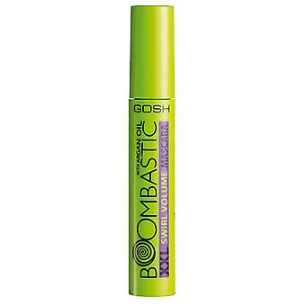 Gosh Copenhagen Mascara Boombastic Swirl 001 Black (Woman , Makeup , Eyes , Mascara)