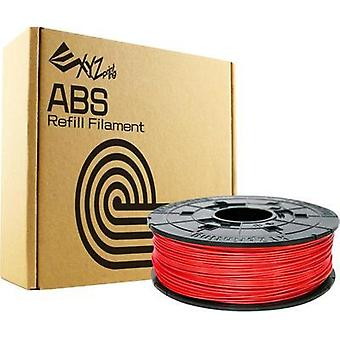 Filament XYZprinting RF10BXEU04H ABS plastic 1.75 mm Red 600 g