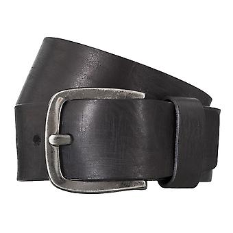 BERND GÖTZ belts men's belts leather belt cowhide black 4840