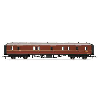 Hornby RailRoad BR Hawksworth Gangway Passenger Brake Coach - post 1956