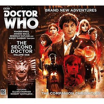 The Second Doctor by John Pritchard & Lisa Bowerman & Frazer Hines & Anneke Wills