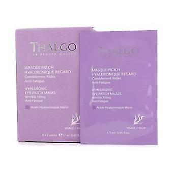Thalgo Hyaluronic øye-Patch masker - 8x2patchs