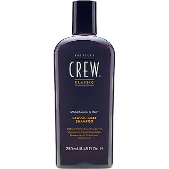 American Crew gris classique Shampooing 250ml