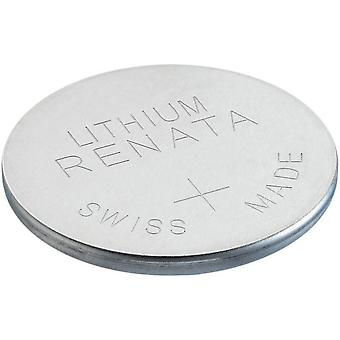 Renata 3V Lithium Coin Cell Watch Battery DL2032 ECR 2032 BR 2032 - Pack of 10