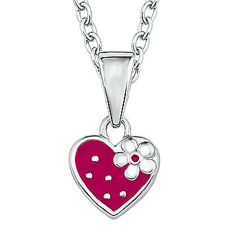Princess Lillifee child kids necklace silver heart 2017932