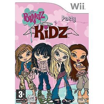 Bratz Kidz Party Nintendo Wii Game