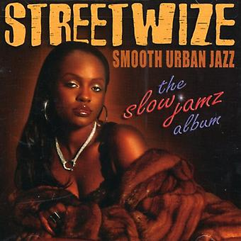 Streetwize - Slow Jamz Album [CD] USA import