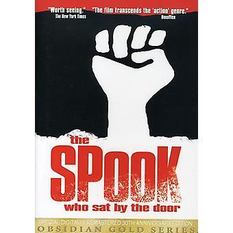 Spook, der sad ved døren [DVD] USA importen