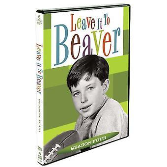 Laat het aan de Beaver: seizoen 4 [DVD] USA import