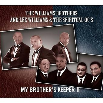 Williams brødre - min Brother's Keeper II [CD] USA importerer