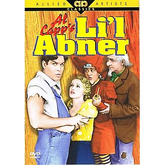 Li'L Abner [DVD] USA import