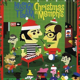 Husky Team - jul i Memphis [CD] USA import