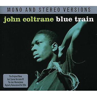 John Coltrane - blaue Zug Mono & Stereo [CD] USA import