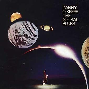 Danny O'Keefe - Global Blues [CD] USA import