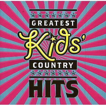 Größten Kinder-Country-Hits - größten Kinder Country-Hits [CD] USA import
