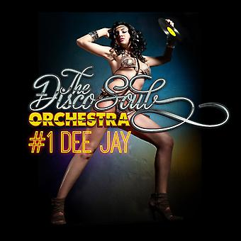 Discosoul Orchestra - importer des Dee Jay [CD] USA #1