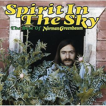 Norman Greenbaum - bedste af ånden i himlen [CD] USA importen