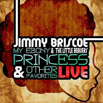 Jimmy Briscoe - My Ebony Princess: Live [CD] USA import