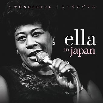 Ella Fitzgerald - Ella i Japan [CD] USA import