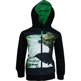Star Wars Boys Full Zip Hooded Sweatshirt PH1043