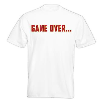 Francesco Totti Game Over T-shirt (White)
