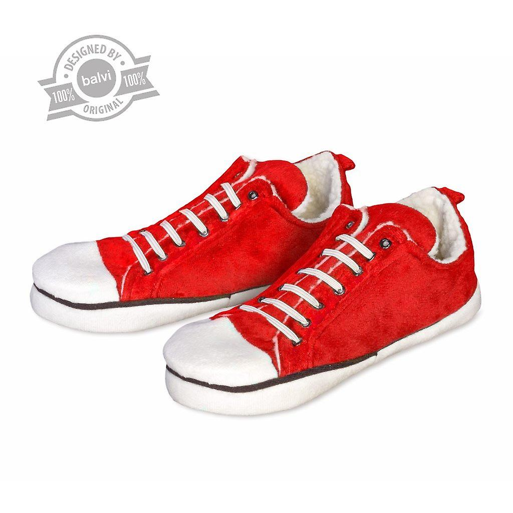 House sneaker shoes slippers in the sneaker House design red size 42-44. 146b18