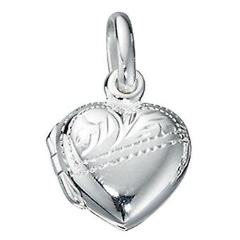 925 Silver Heart Necklace picture