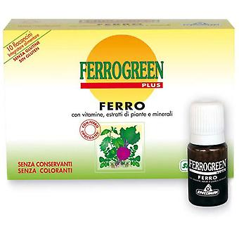 Specchiasol Plus Ferrogreen 10Monodosis (Vitamins & supplements , Minerals)