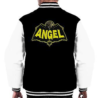Angel Of Death Hellboy Men's Varsity Jacket