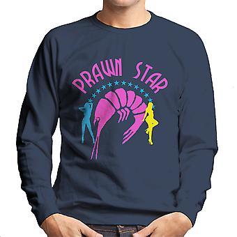 Prawn Star Men's Sweatshirt