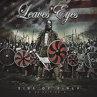Leaves' Eyes - konungarnas konung [oss upplagan] [CD] USA import