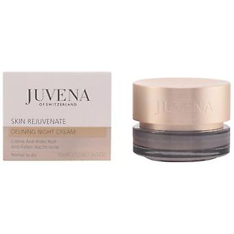 Juvena Delining Rejuvenate Night Cream Normal To Dry Skin