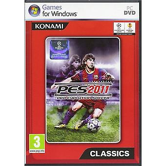 Pro Evolution Soccer 2011 (PC) (used)