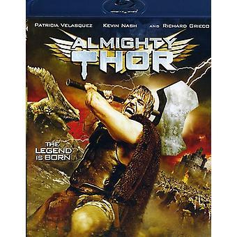 Almægtige Thor (2011) [Blu-ray] USA importerer