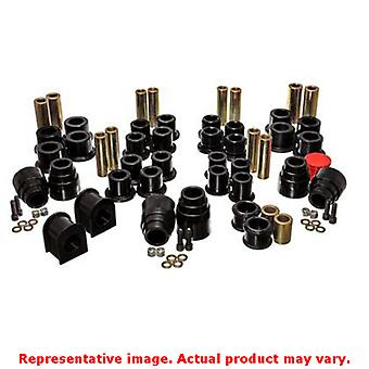 Energy Suspension Hyper-Flex System 4.18120G Black Fits:FORD 2000 - 2004 EXCURS